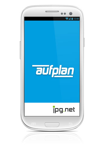 ipg.net - aufplan Business App